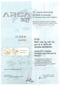Slika 2_Zlatna medalja prof. NGM i PM