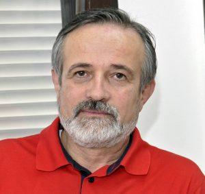 Split, 271011. Dr.sc. Slavko Vujevic profesor na splitskom Fakultetu elektrotehnike strojarstva i brodogradnje. Foto: Josko Supic / CROPIX