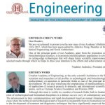 "Objavljen novi broj časopisa ""Engineering Power"" – Vol 12(3) 2017"