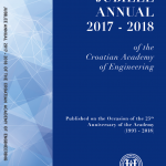 Annual 2017-2018 of the Croatian Academy of Engineering