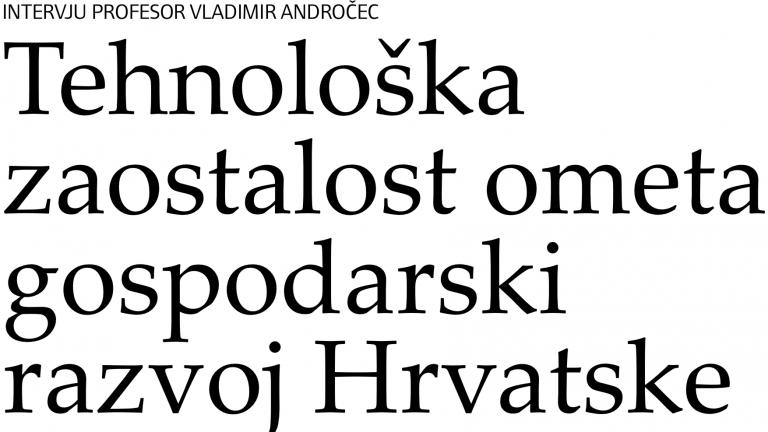 Interview predsjednika HATZ-a, prof. dr. sc. Vladimira Andročeca