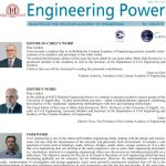 """Engineering Power"" Vol. 13(3) 2018"