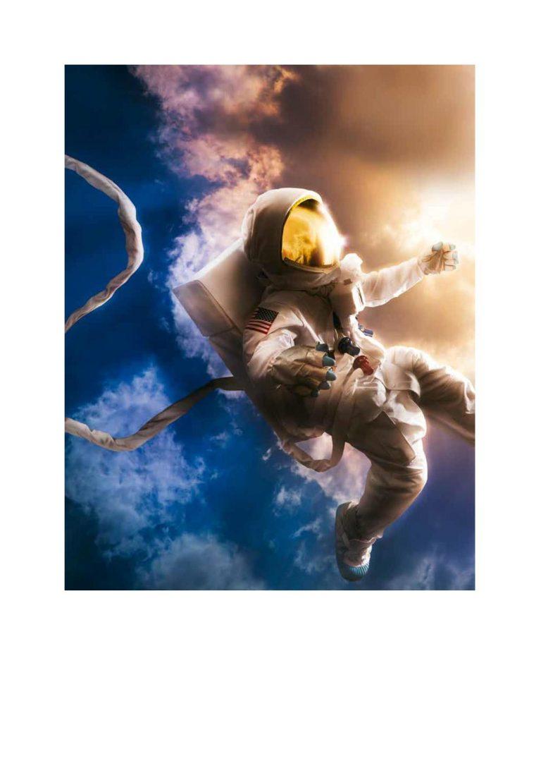 Aktivnosti RH u području svemirskih tehnologija u časopisu Lider