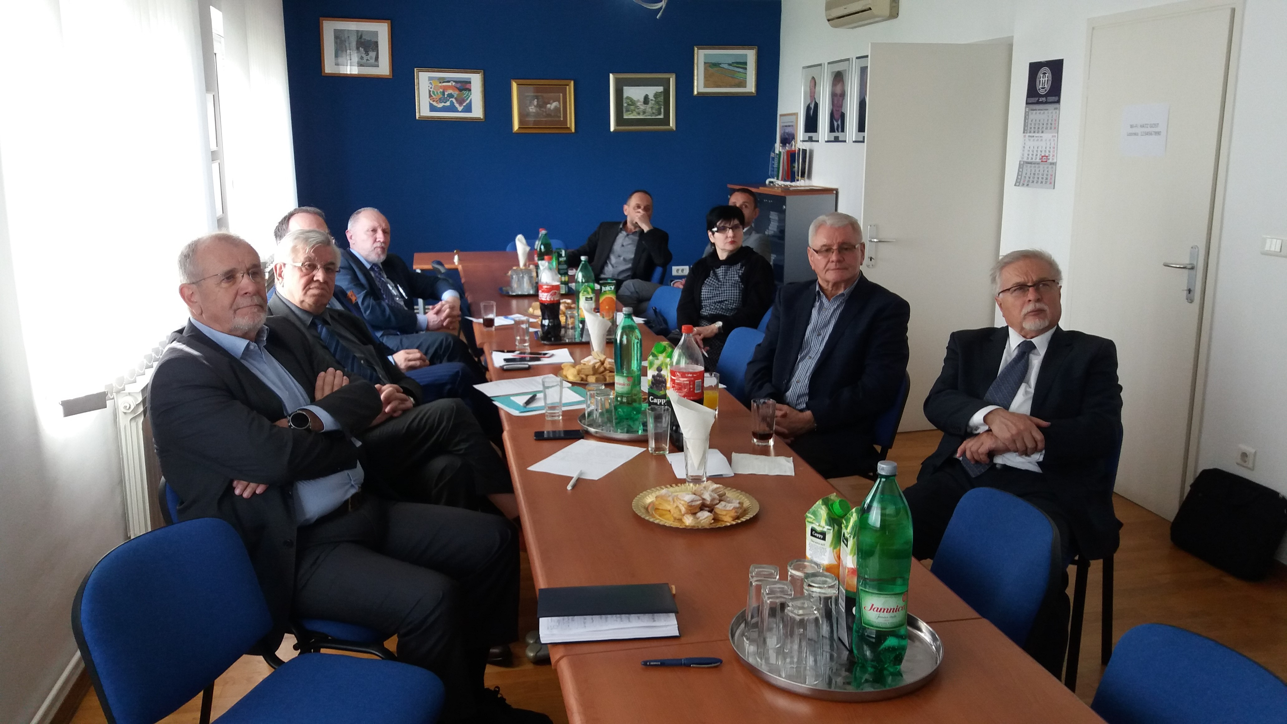 Održana 3. sjednica Gospodarskog vijeća HATZ-a