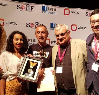 Veliki uspjeh članova HATZ-a i profesora Sveučilišta u Zagrebu na Festivalu inovacija SVIIF 2019