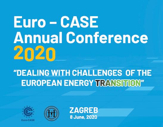 Konferencija Euro-CASE 2020, Zagreb, 8.6.2020.