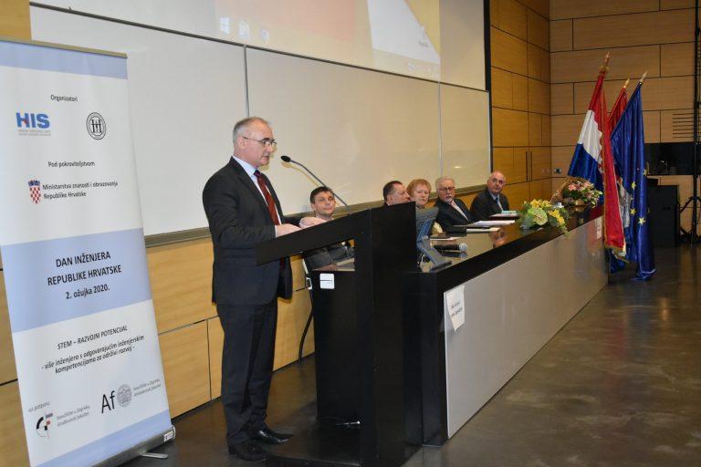 DAN INŽENJERA REPUBLIKE HRVATSKE Zagreb, 2.3.2020.