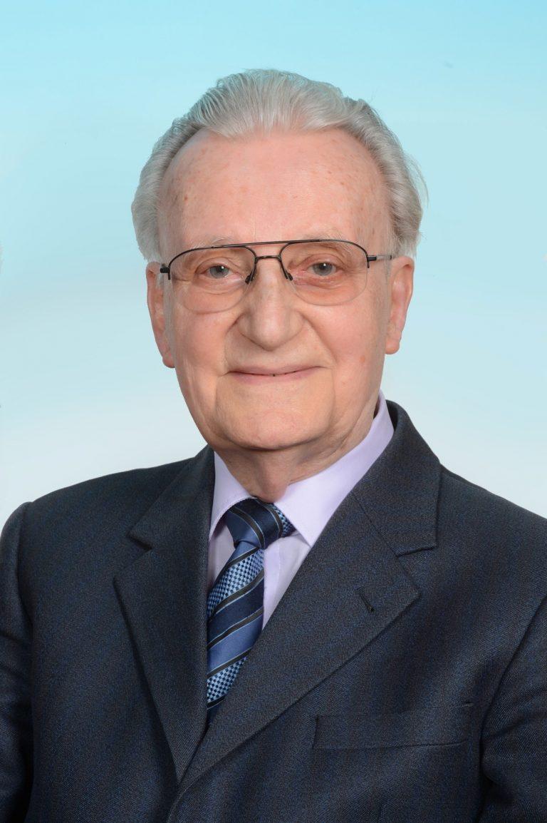 Obavijest o smrti akademika Božidara Liščića (1929.-2020.)