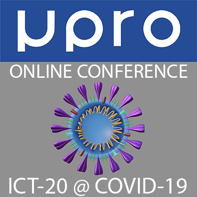 ICT-20 @ COVID-19 – Online konferencija