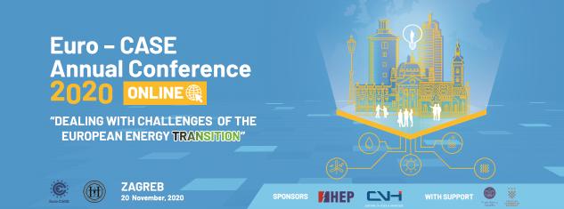 Konferencija Euro-CASE 2020, Zagreb, 20.11.2020.