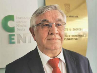 Nova radna mjesta u nepredvidivoj budućnosti – prof. emer. dr. sc. Nedjeljko Perić