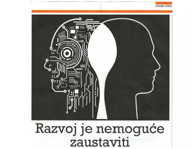 Razvoj je nemoguće zaustaviti – intervjui prof. dr. sc. Bojana Jerbića i prof. dr. sc. Marija Cifreka