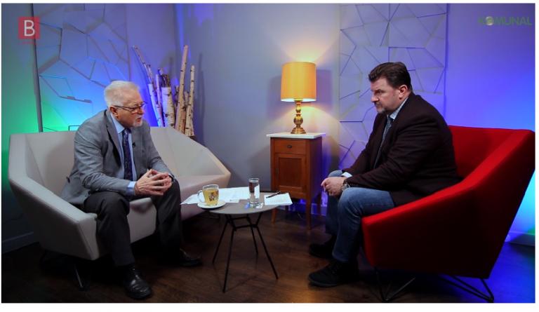 Intervju prof. dr. sc. Vladimira Andročeca – B media