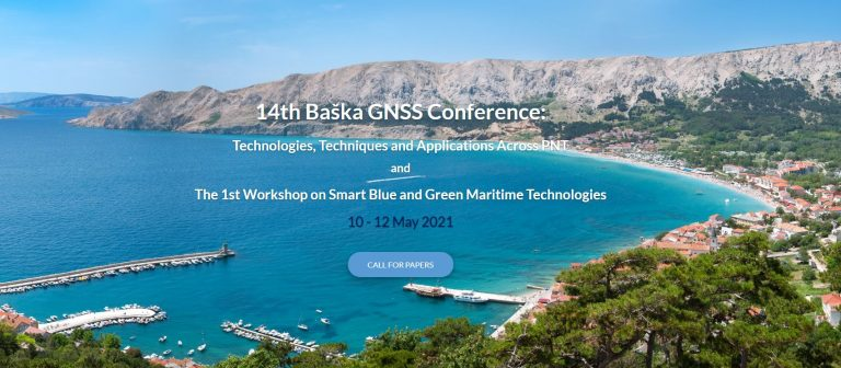 14th GNSS Baška Conference