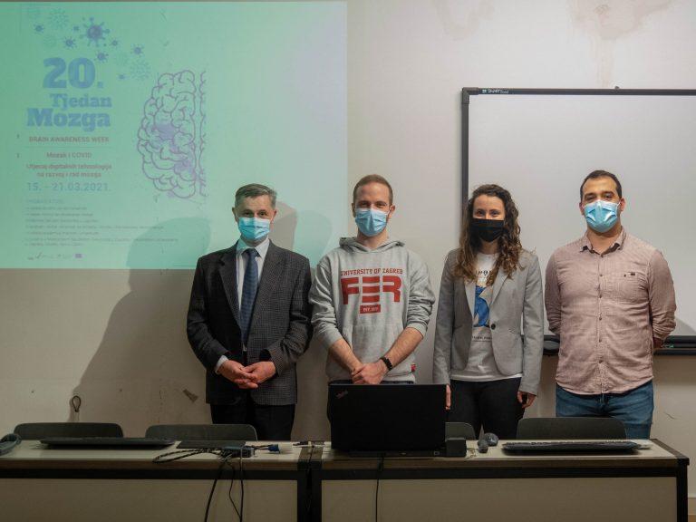 """Odjel sustava i kibernetike HATZ-a- održano online predavanje """"Možemo li mjeriti depresiju?"""""""