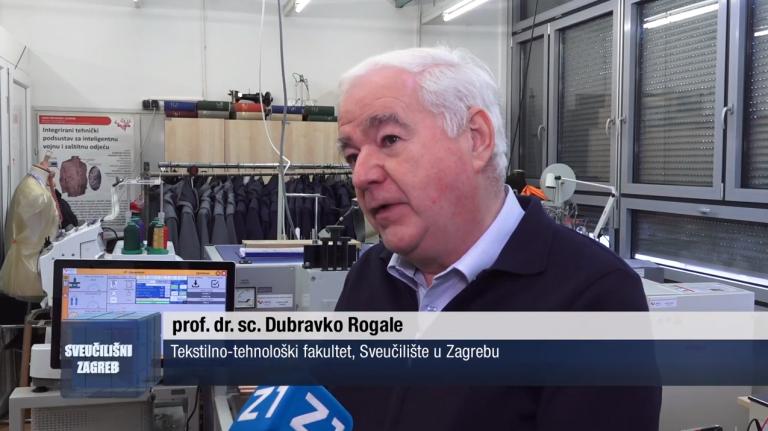 Sveučilišni Zagreb – Inovacije Tekstilno-tehnološkog fakulteta Sveučilišta u Zagrebu