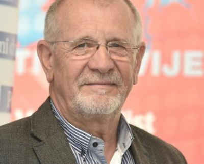 Obavijest o smrti prof. dr. sc. Slavka Krajcara (1951.-2021.), člana Uprave HATZ-a