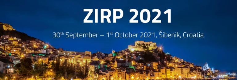 """Konferencija """"The science and Development of Transport – Znanost i razvitak prometa – ZIRP 2021"""""""