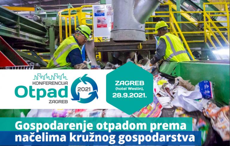 Konferencija OTPAD 2021, 28.9.2021.